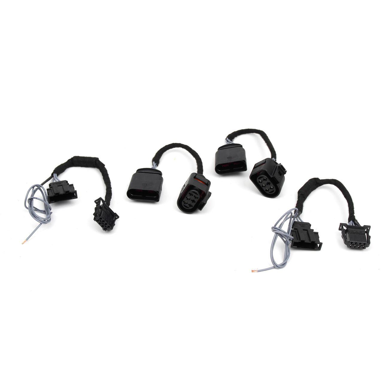 MAGNETI MARELLI Heckleuchten LED für AUDI A3 S3 RS3 (8PA) Sportback + Adapter