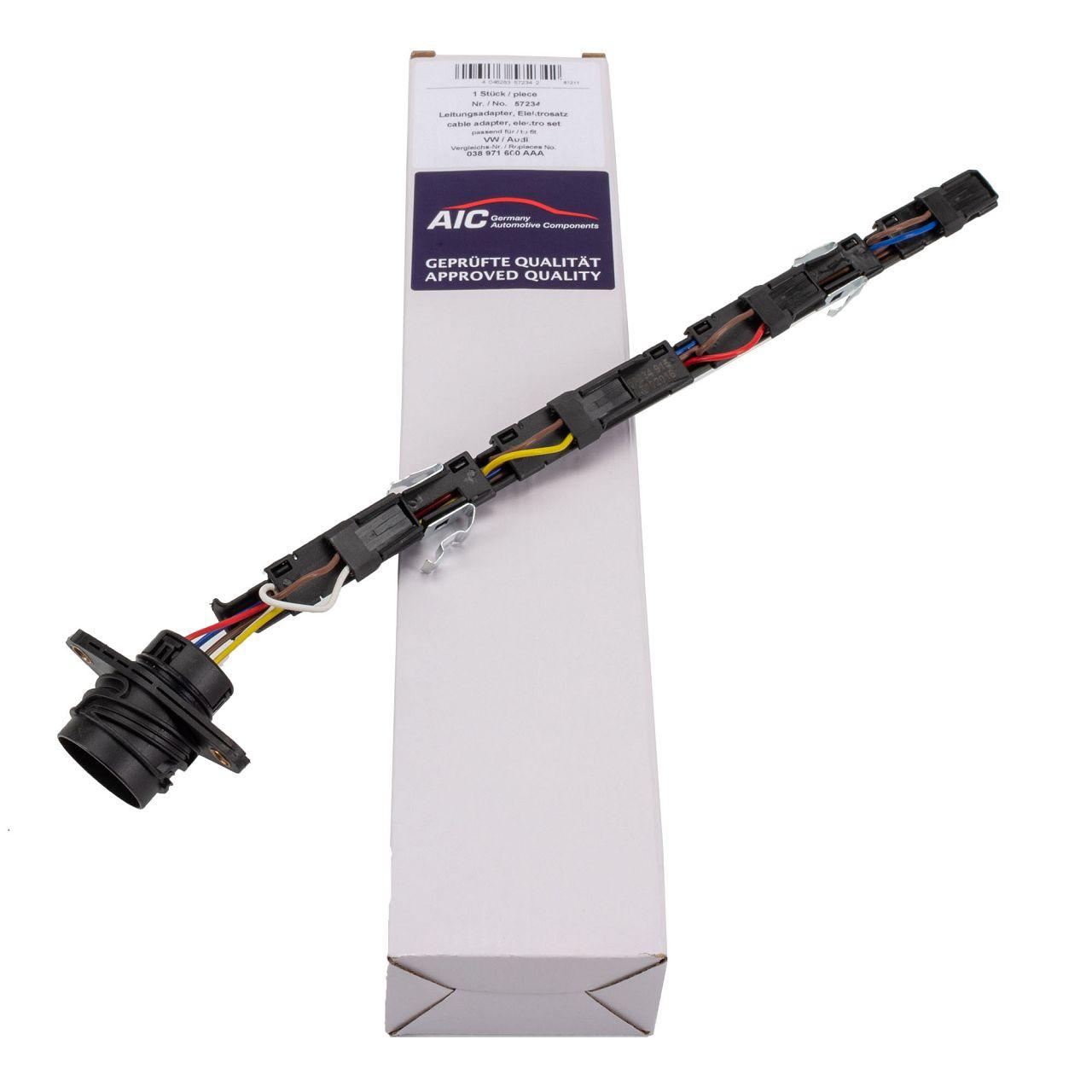 AIC Adapter Leitungssatz Einspritzdüse Pumpe-Düse AUDI SEAT SKODA VW 1.9/2.0 TDI