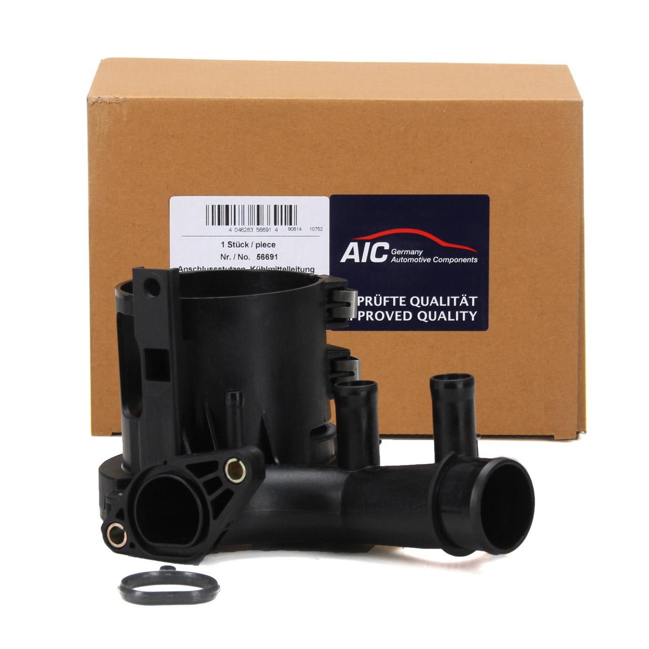 AIC Anschlussstutzen Kühlmittelleitung MERCEDES W205 X253 C253 200-300 d OM651