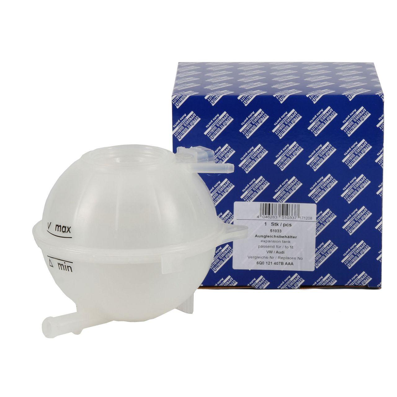 AIC Ausgleichsbehälter Kühlwasser für AUDI A1 SEAT IBIZA SKODA FABIA VW POLO
