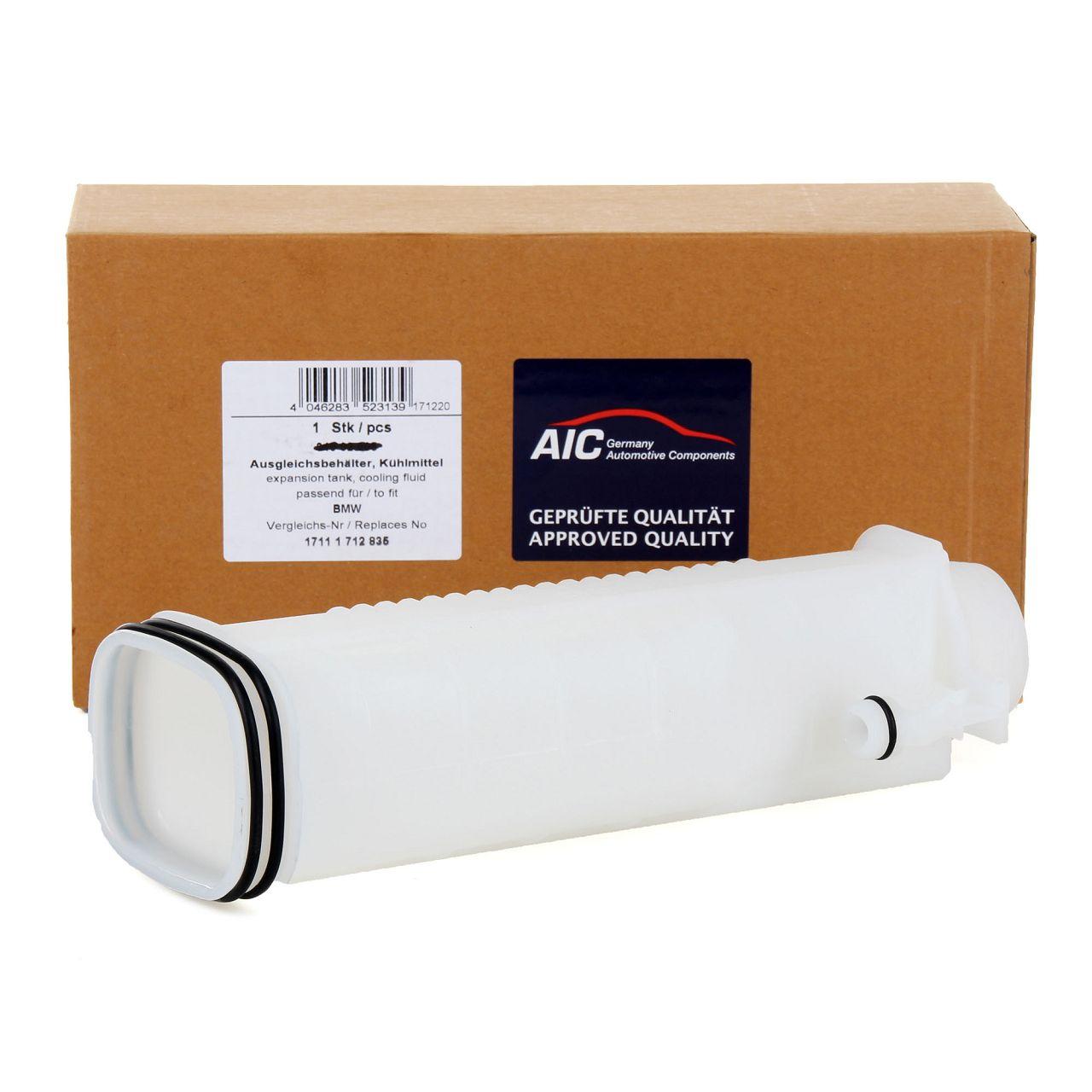 AIC Ausgleichsbehälter Kühlwasserbehälter für BMW 3er E30 E36 5er E34 E39 Z3 E36