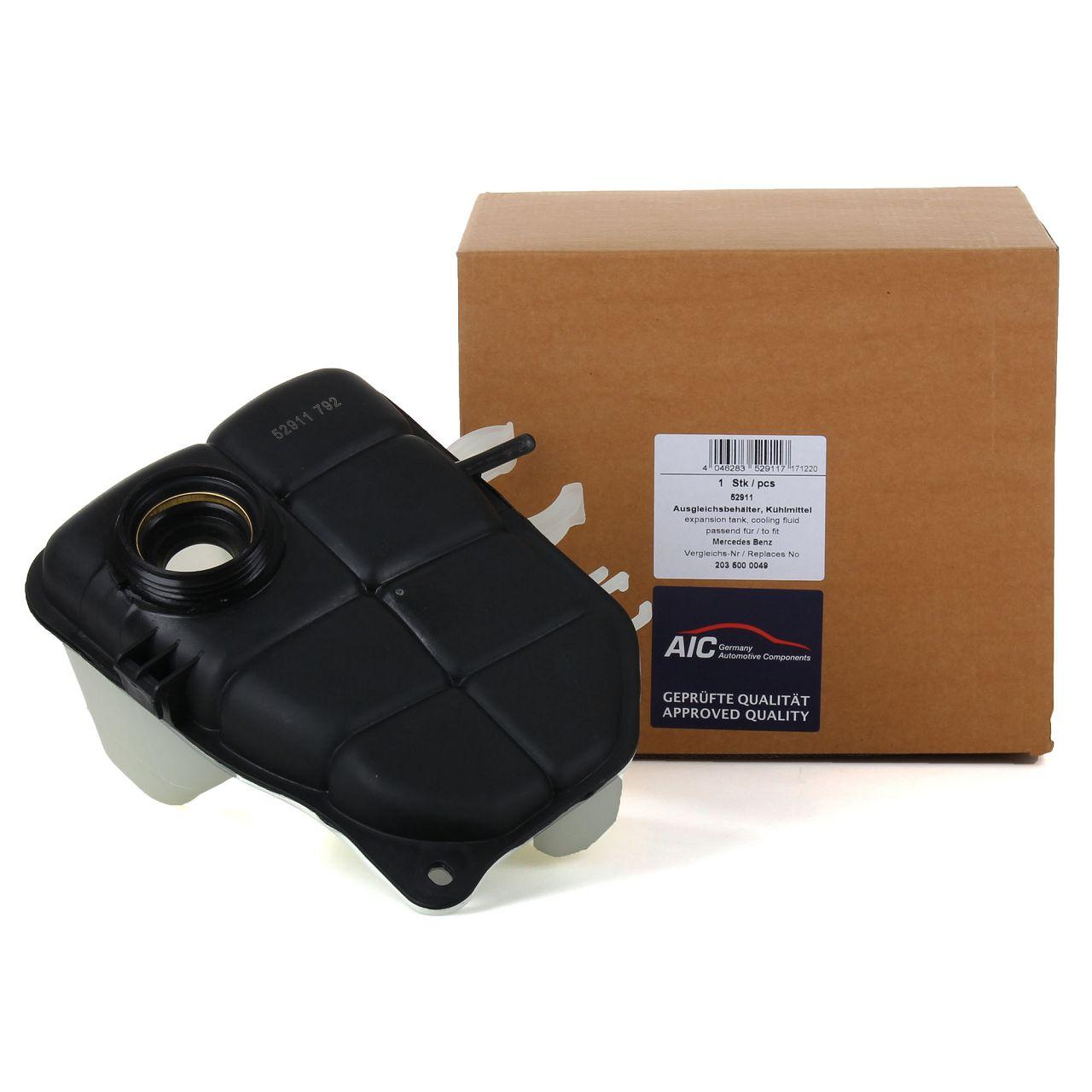 AIC Ausgleichsbehälter Kühlwasser für MERCEDES W203 S203 CL203 CLK C209 A209