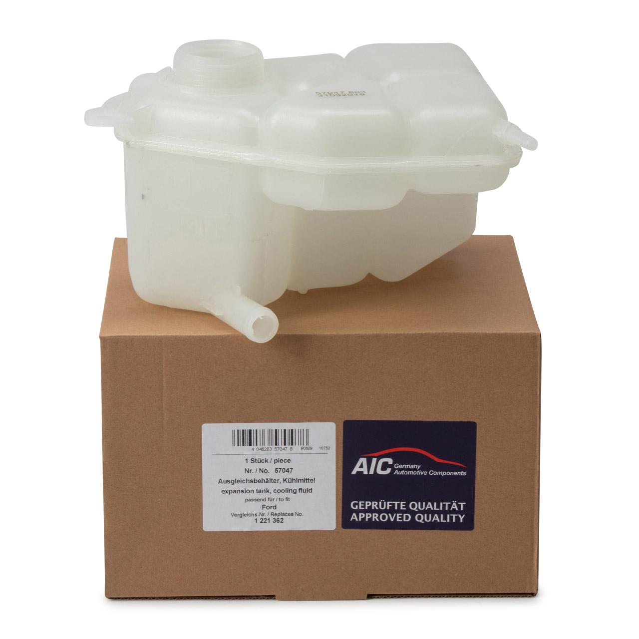 AIC Ausgleichsbehälter Kühlmittelbehälter FORD Fiesta 5 Fusion MAZDA 2 1.25 1.4 1.6