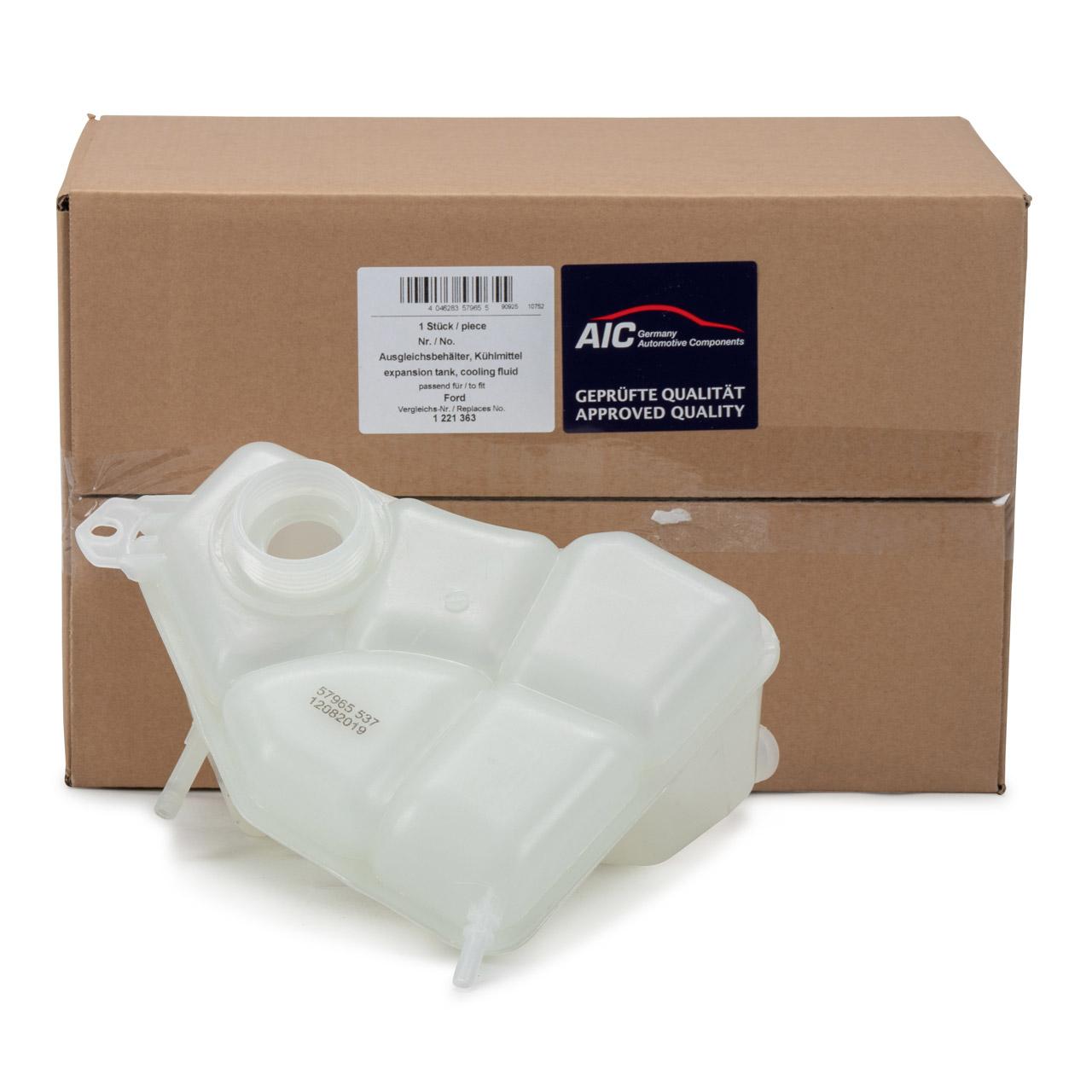 AIC Ausgleichsbehälter Kühlmittelbehälter FORD Fiesta 5 Fusion 1.3 1.4 TDCi 1221363