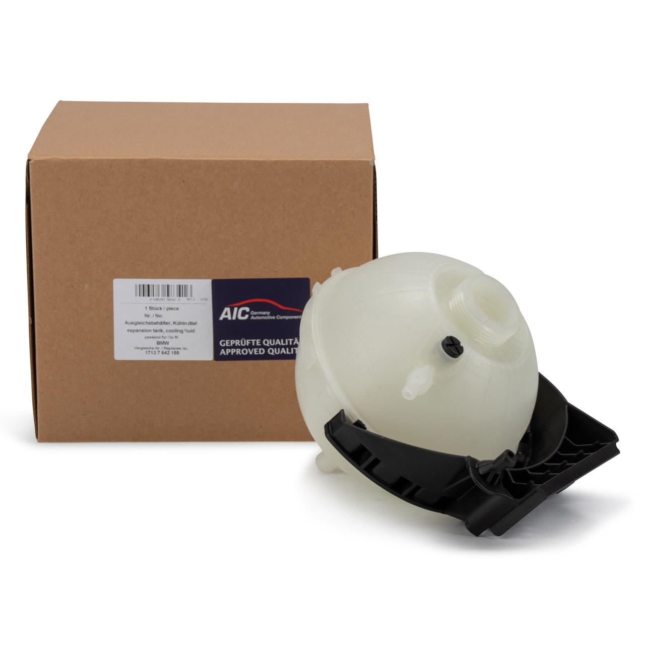 AIC Ausgleichsbehälter Kühlmittel + Sensor für BMW 1er F20 F21 3er F30 F31 F34 17137642158