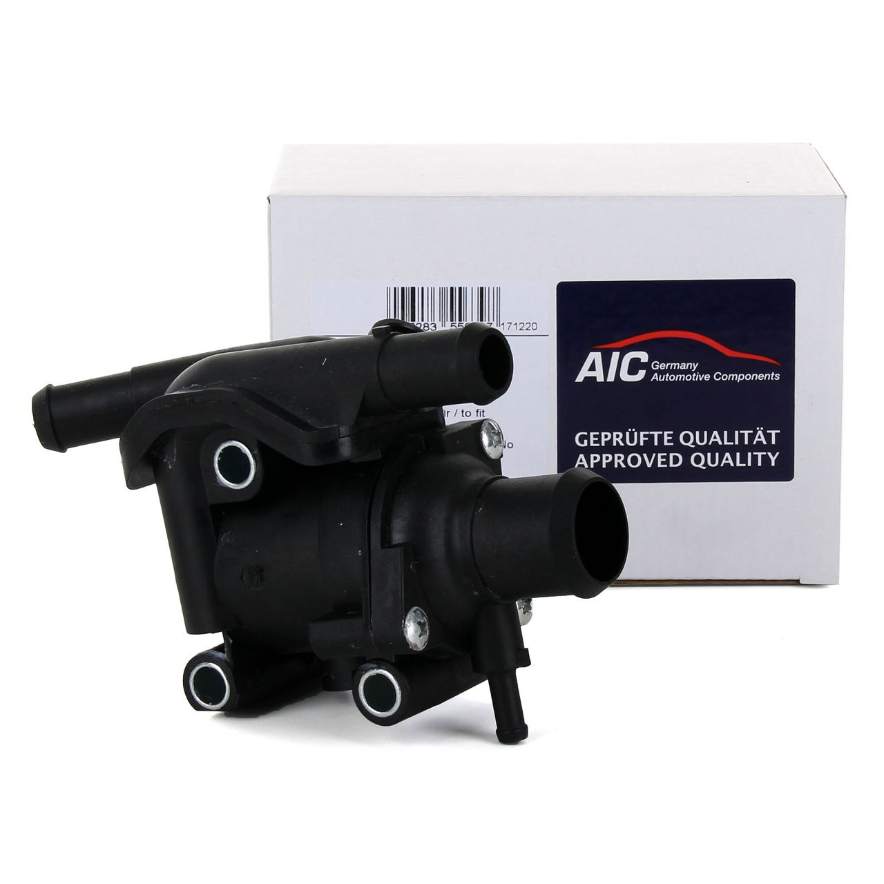 AIC Thermostat + Thermostatgehäuse + Deckel FORD Focus I 1.8/2.0 16V ST RS