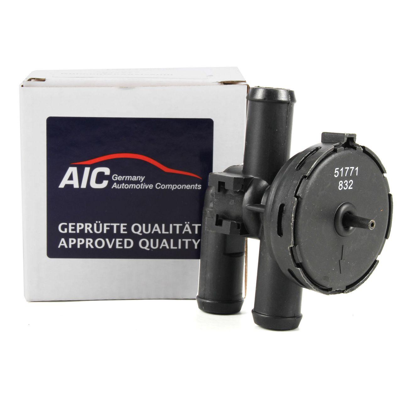 AIC Heizungsventil Kühlmittelregelventil für OPEL ASTRA F OMEGA B VECTRA B