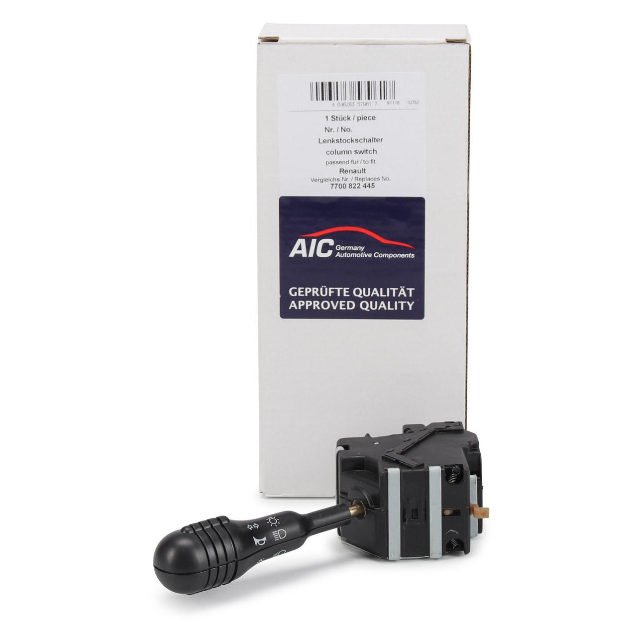 AIC Lenkstockschalter Blinkerschalter Hupe RENAULT Twingo I (C06) 7700839681