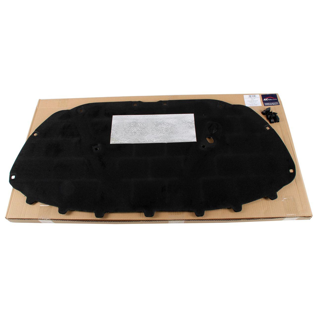 AIC Schalldämmmatte Motorhaubendämmung VW Polo 6R 6C 1.0-2.0 1.2-1.6TDI 6R0863831B