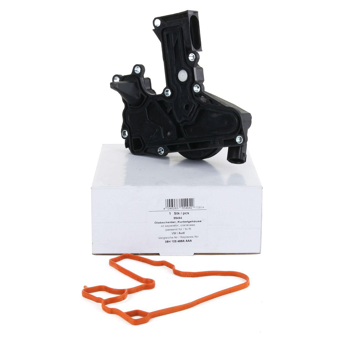 AIC Ölabscheider Kurbelgehäuseentlüftung AUDI SEAT SKODA VW 1.8 / 2.0 TFSI