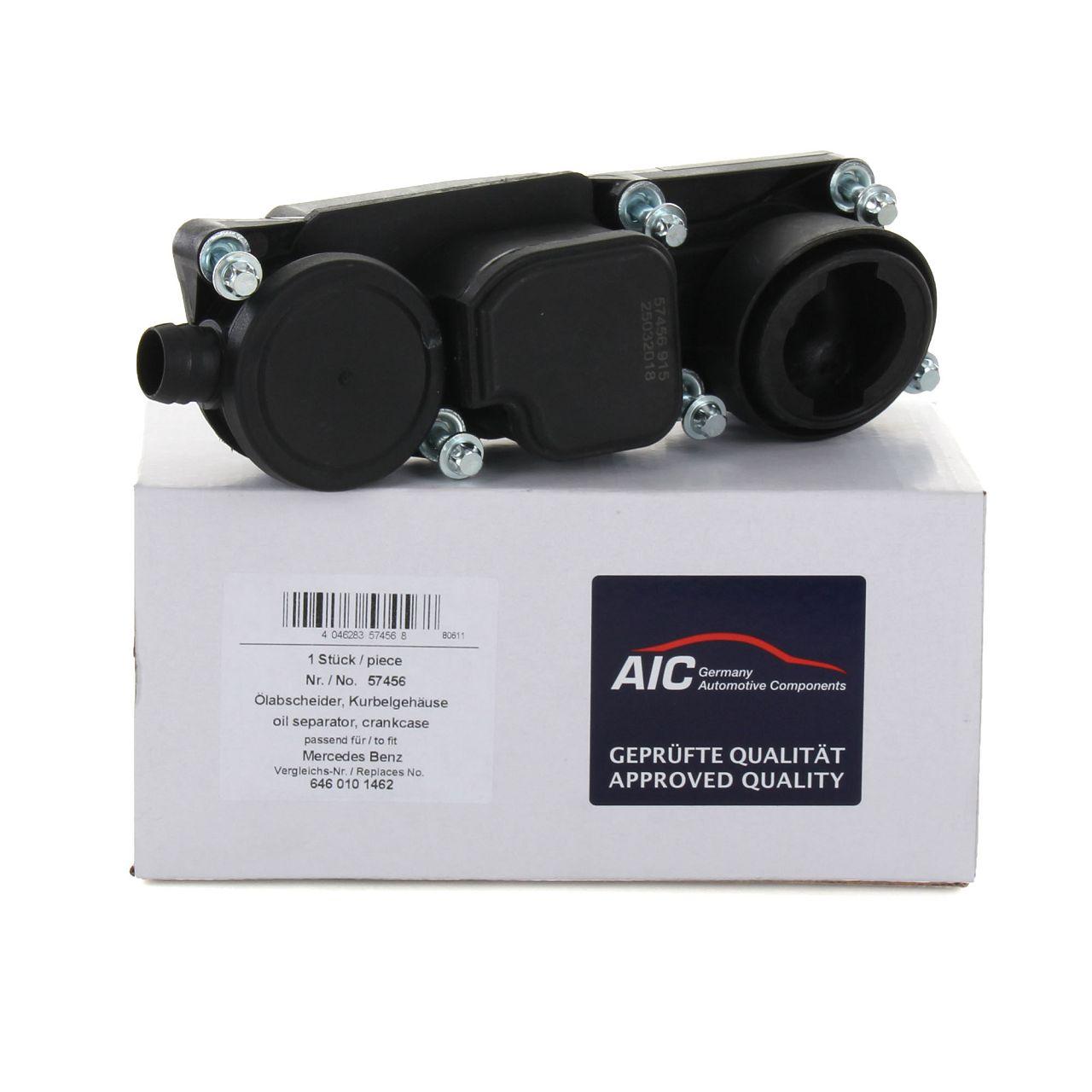 AIC Ölabscheider Kurbelgehäuseentlüftung MERCEDES W203 C209 W211 W220 200-320CDI