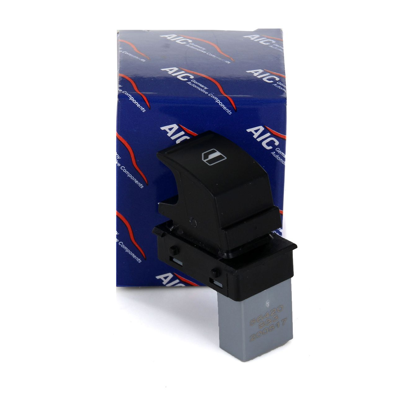 Schalter Fensterheber für SEAT ALHAMBRA IBIZA VW GOLF 5 6 PASSAT T6 vorne/hinten