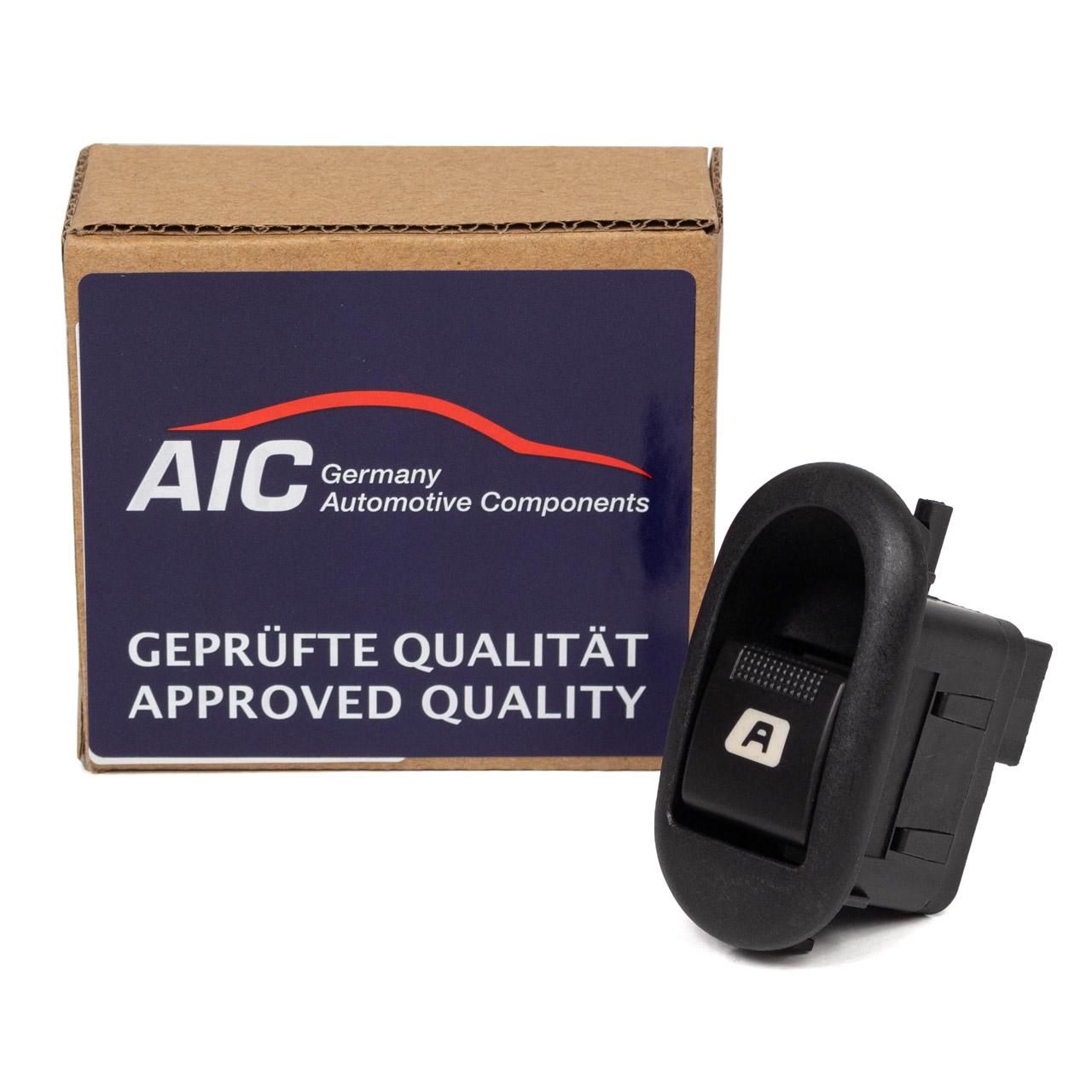 AIC 58871 Schalter Fensterheber Fahrerseite für CITROEN C3 1 FC FN 2 SC vorne links 6554L7