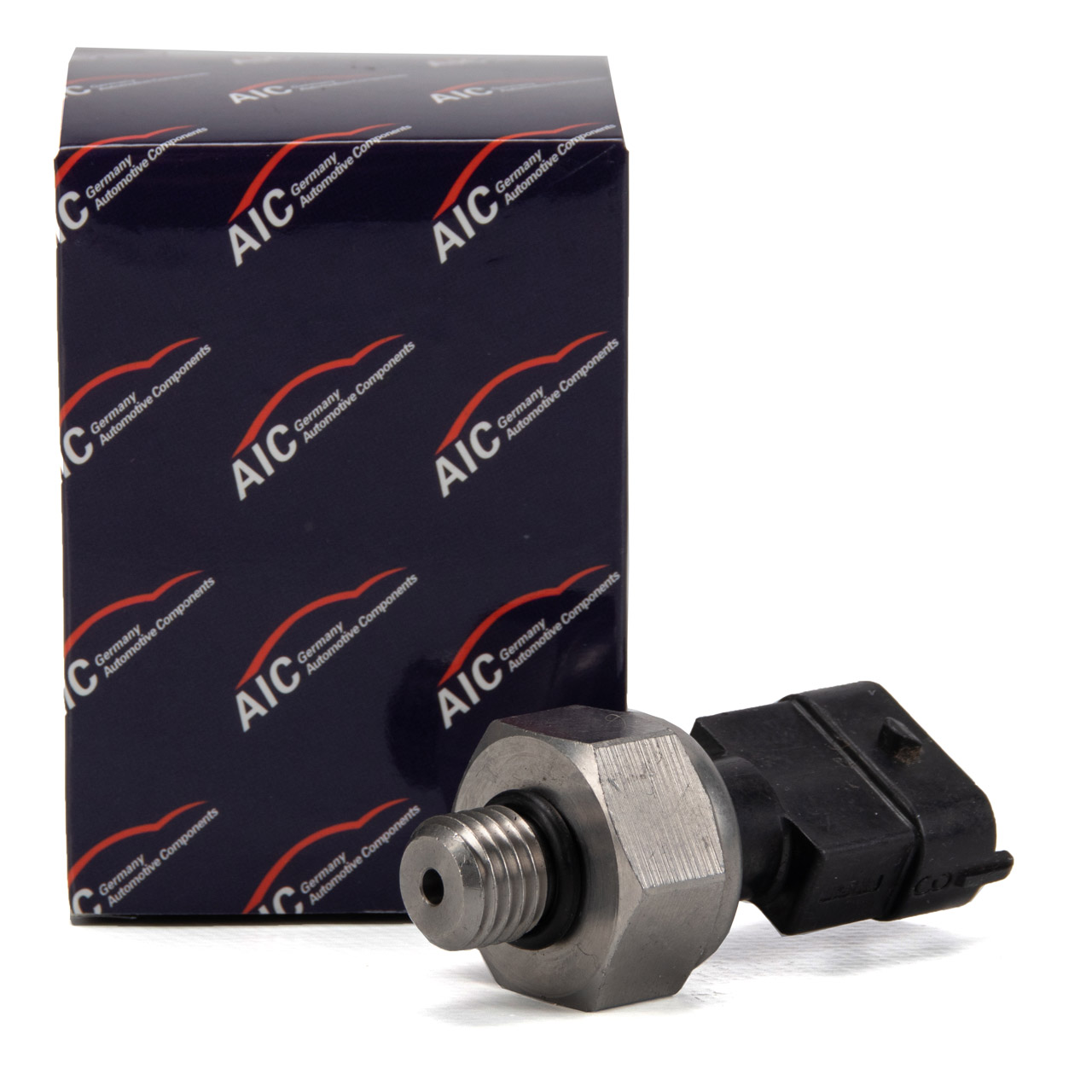 AIC Sensor Kraftstoffdruck + Dichtung OPEL Signum Vectra C + CC Zafira B 2.2 6235649