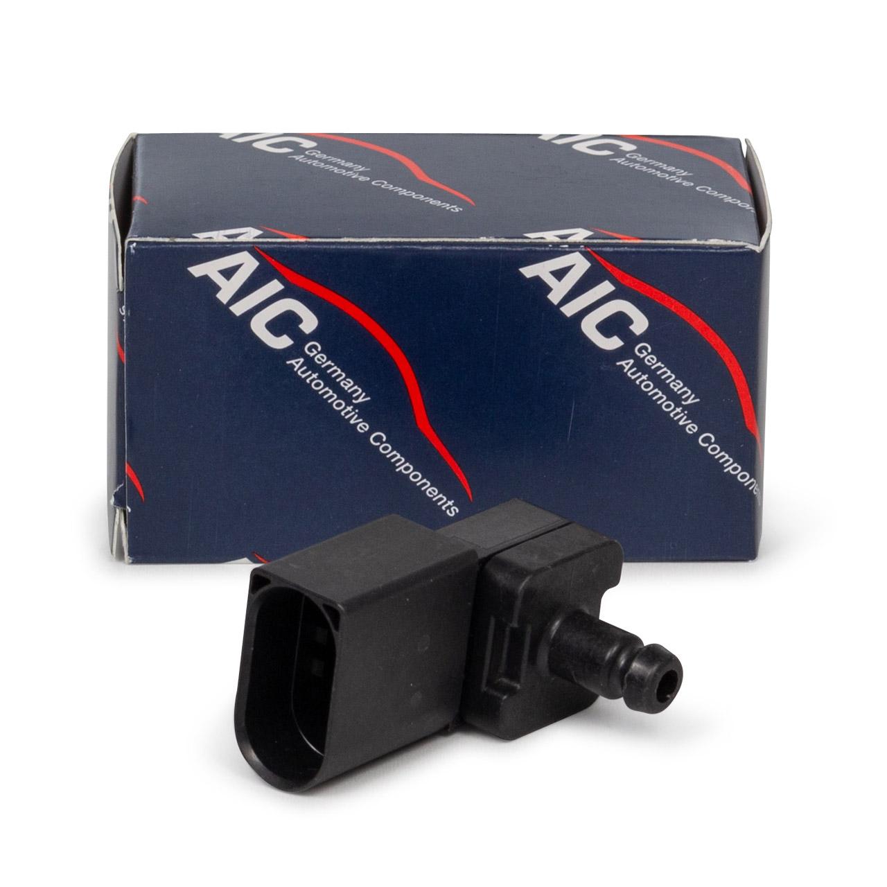 AIC Saugrohrdrucksensor BMW 3er E46 E90-E93 5er E60 E61 E65 E66 E67 für N57 M57