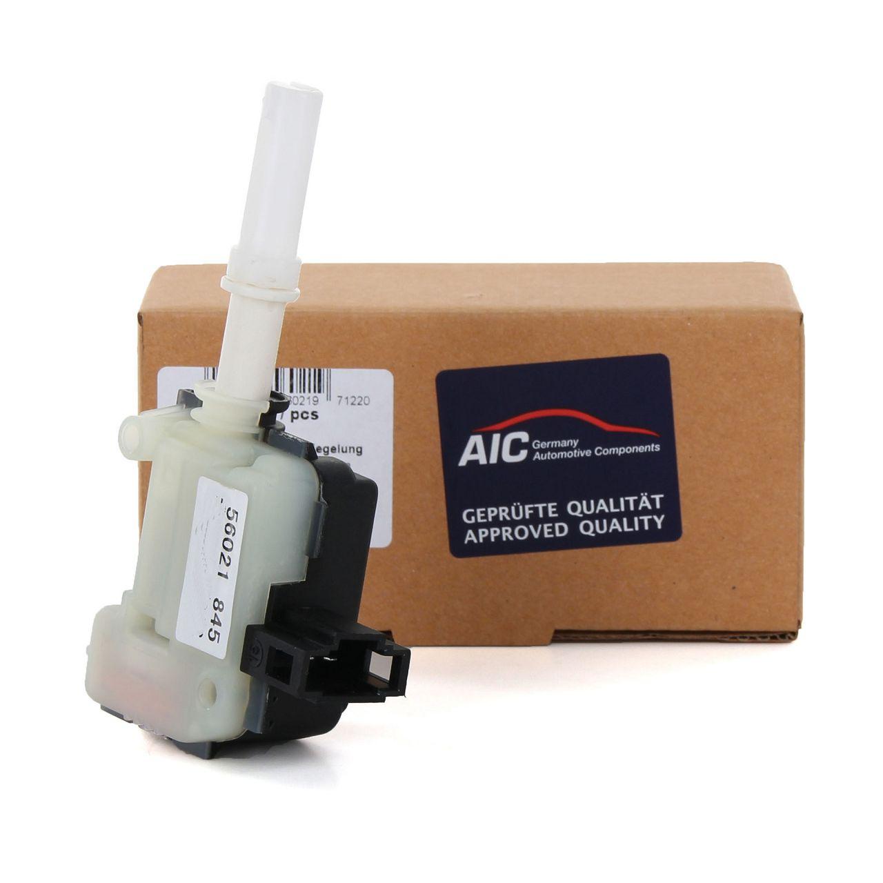 AIC Stellelement Stellmotor Heckklappenschloss für AUDI A3 8P1 8PA A4 B5 A6 C5