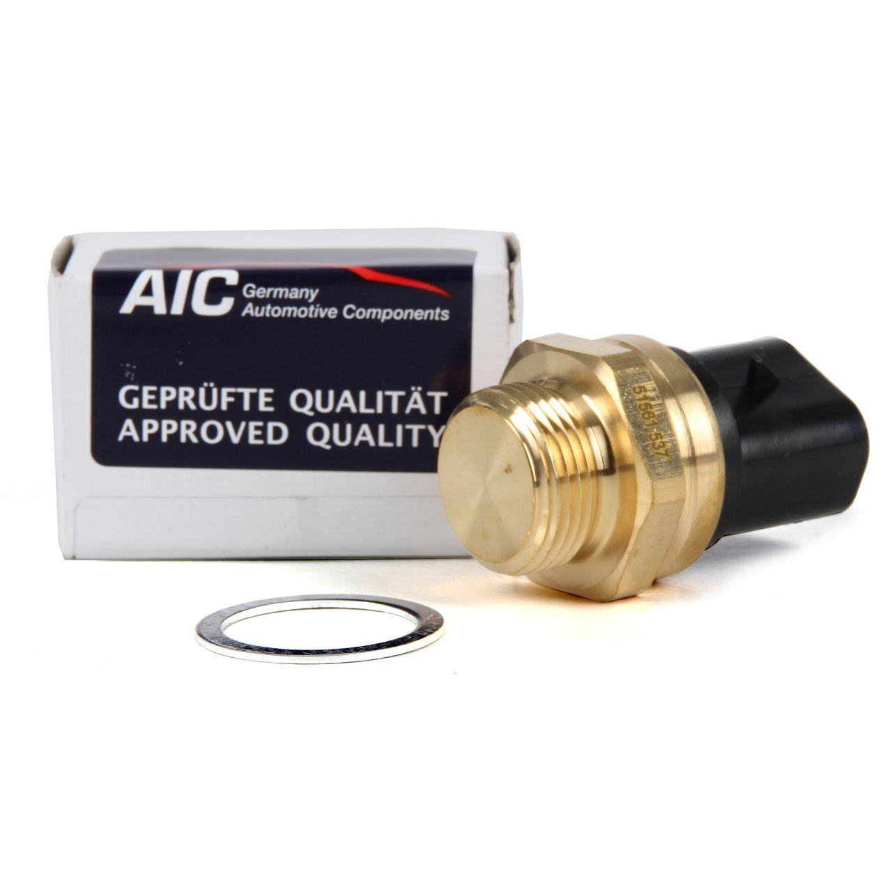 AIC Temperaturschalter Kühlerlüfter OPEL Astra F Corsa A B Omega B Vectra A B
