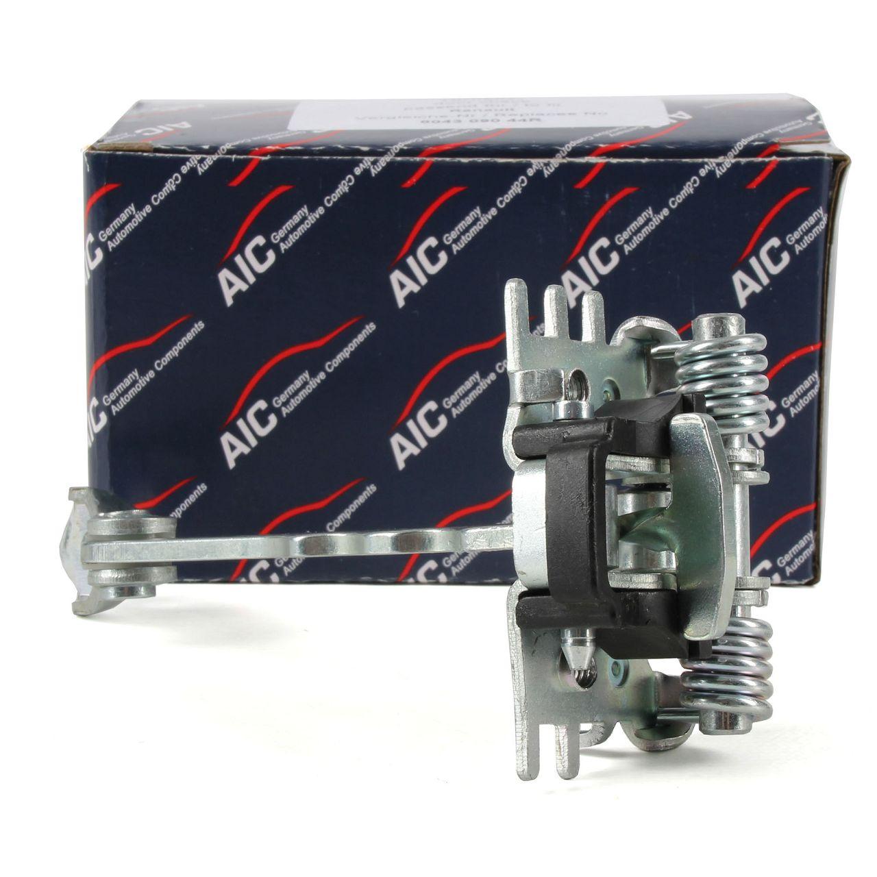 AIC Türfeststeller Türhalteband Türfangband für RENAULT MEGANE III Coupe vorne