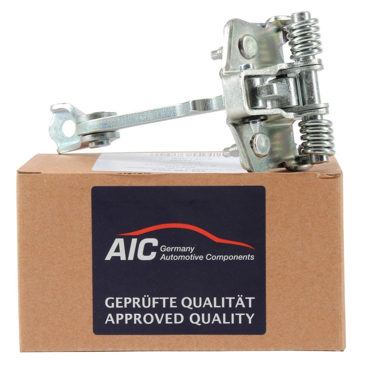 AIC Türfeststeller Türfangband IVECO Daily 3 OPEL Movano X70 RENAULT Master I II vorne