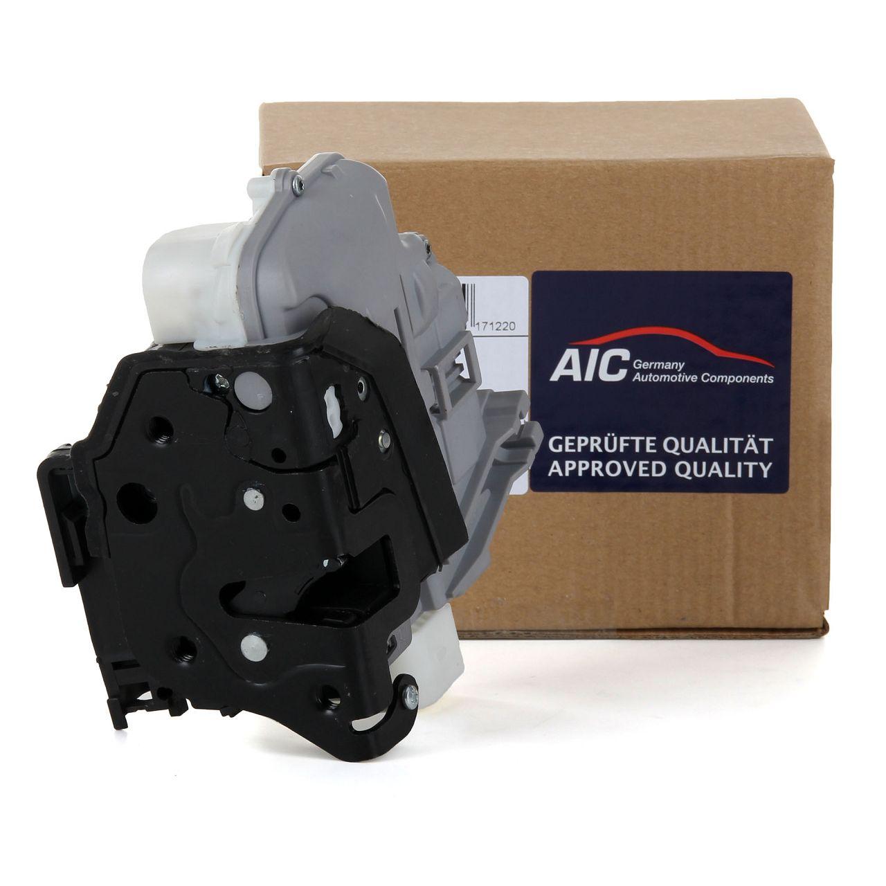 AIC 55961 Türschloss Fahrertür AUDI A4 A5 Q3 Q5 Q7 TT VW Touareg vorne links
