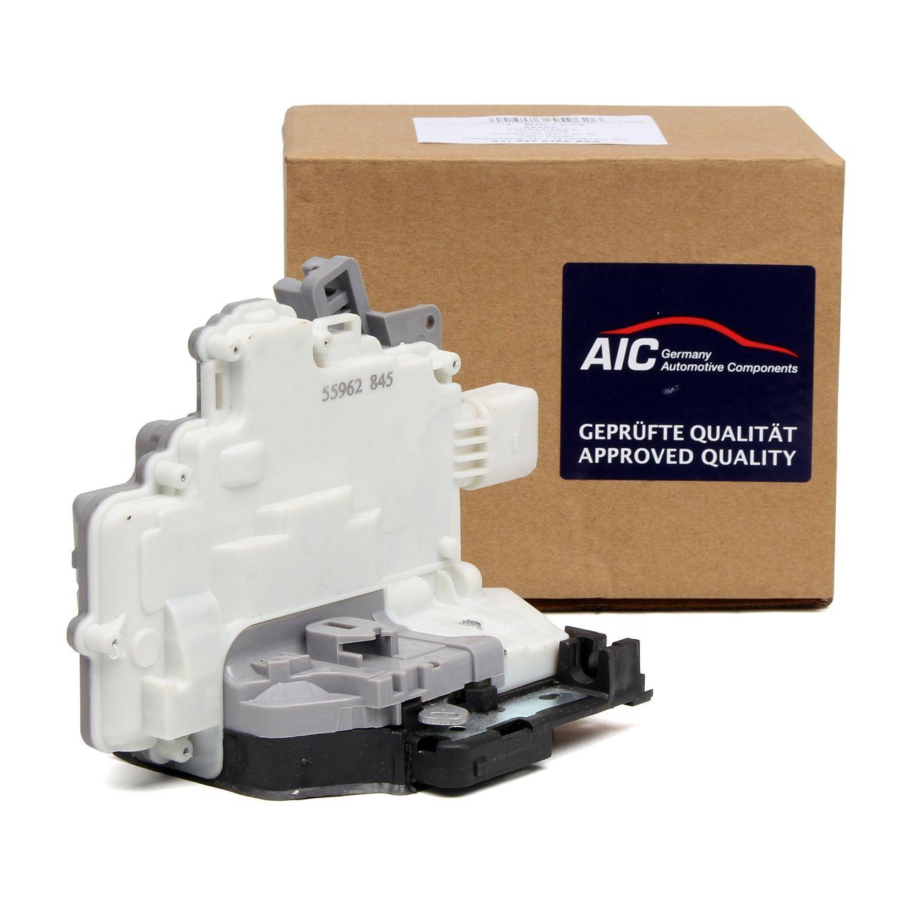 AIC Türschloss Stellmotor für AUDI A4 A5 Q3 Q5 Q7 TT VW TOUAREG vorne rechts