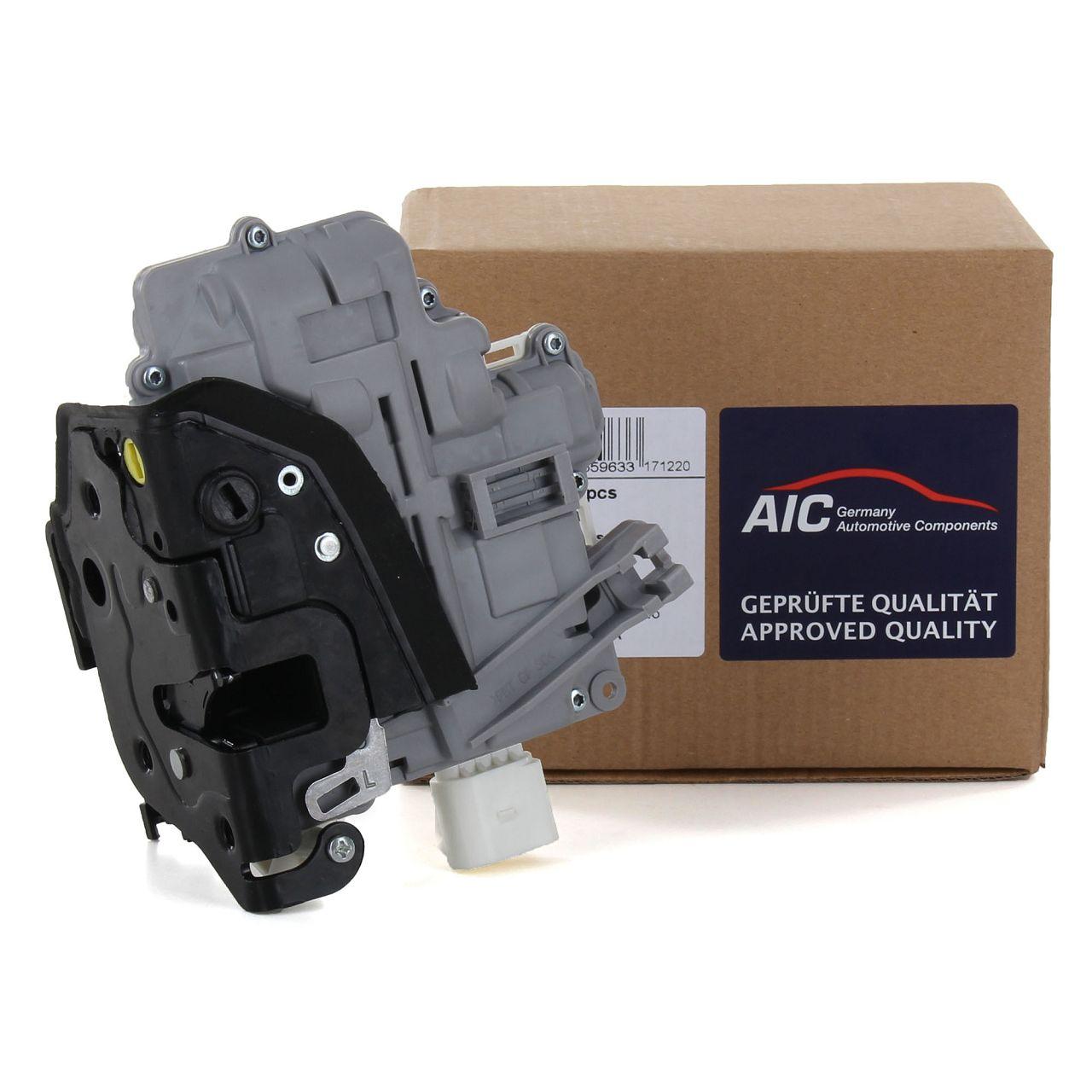 AIC Türschloss Stellmotor für AUDI A4 B8 A5 8T 8F Q3 8U Q5 8R Q7 4L hinten links