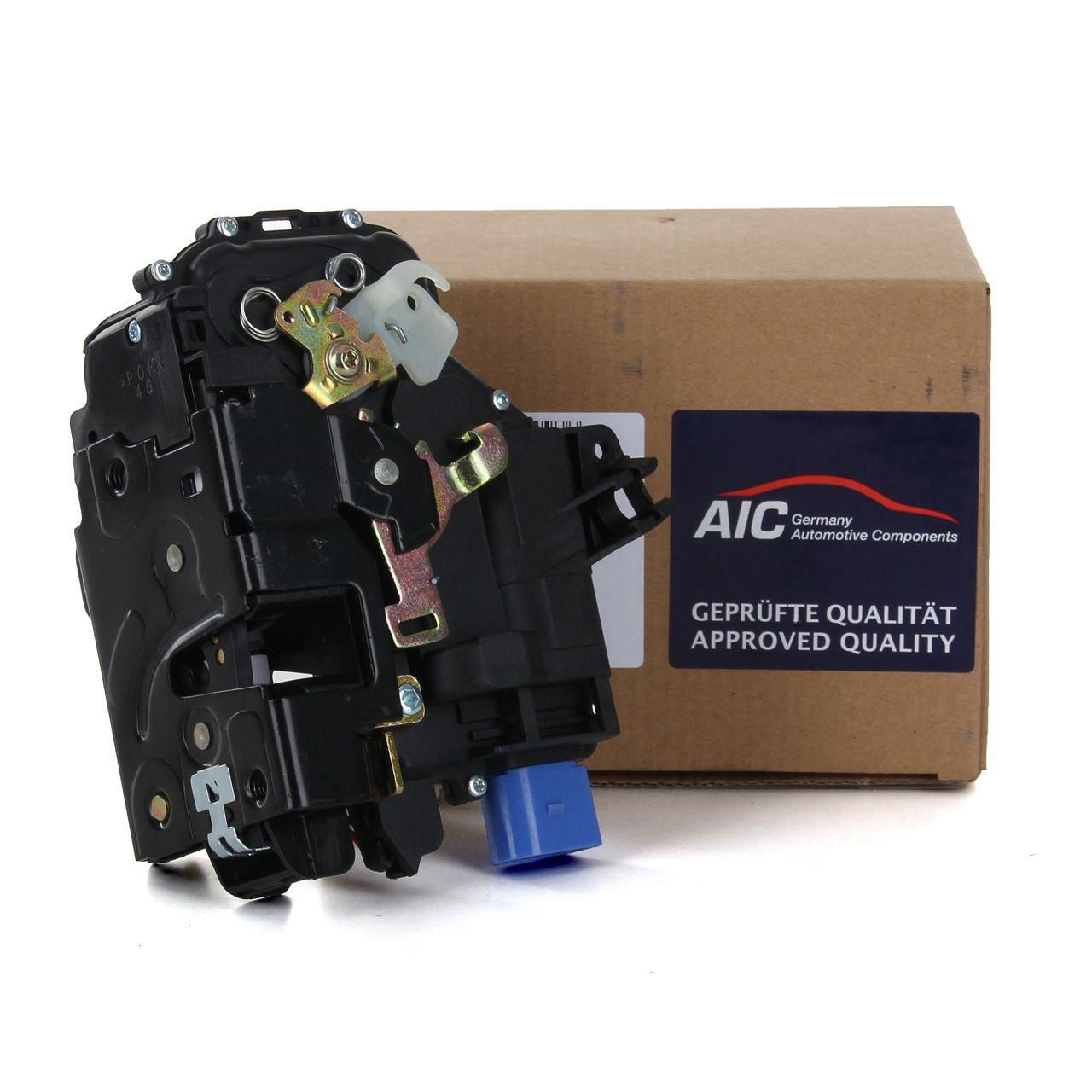 AIC Türschloss Stellmotor Fahrertür SEAT Ibiza 3 SKODA Fabia 1 VW Polo T5 vorne links