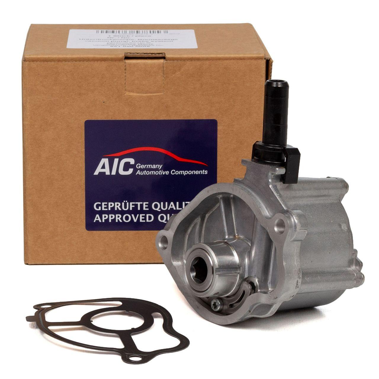 AIC Unterdruckpumpe Bremsanlage + Dichtung für MERCEDES W176 W246 W204 OM651 CDI