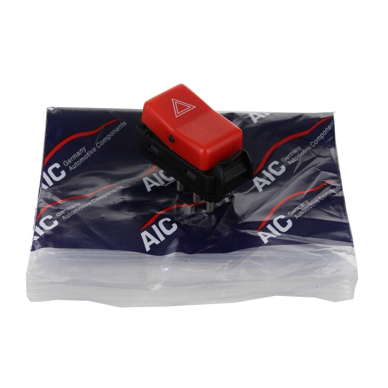 AIC 50954 Warnblinkschalter Warnblinker für MERCEDES 190 W201 W202 W124