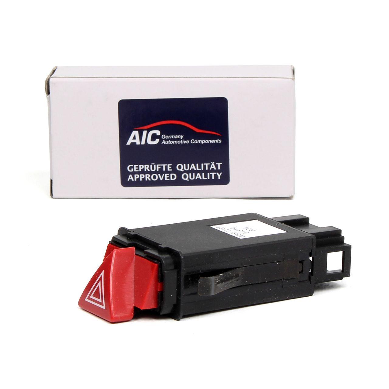 AIC Warnblinkschalter Relais Warnblinklicht für AUDI A6 (4B C5) ab 08.1998
