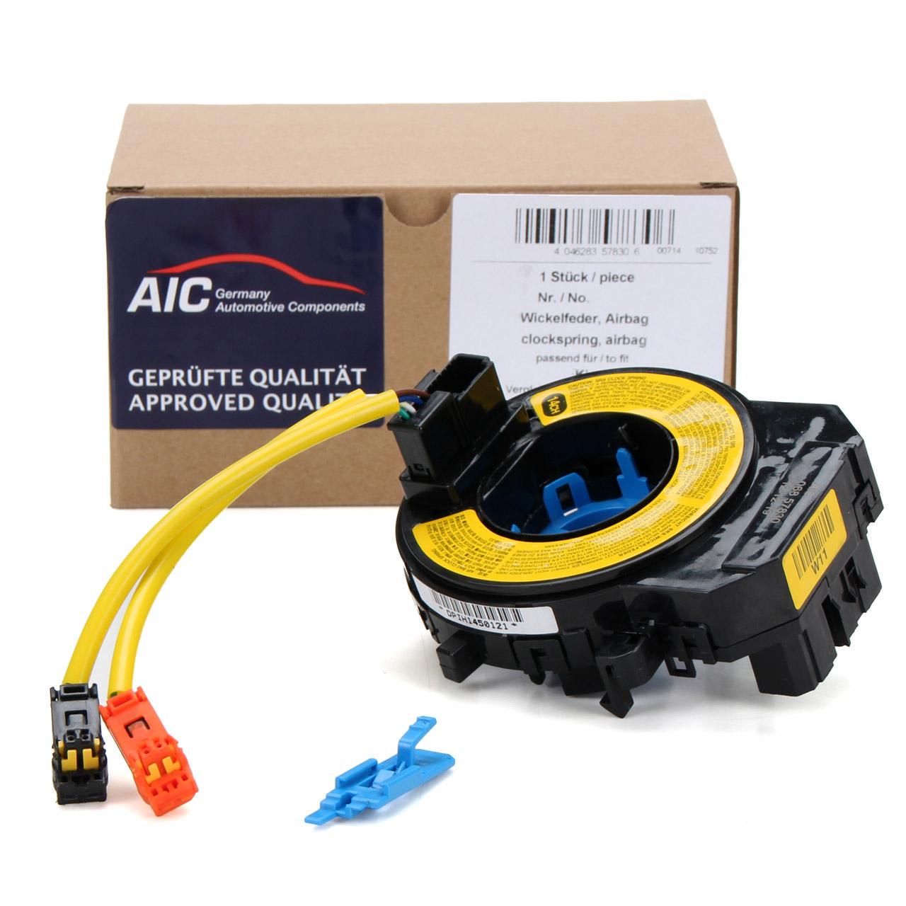 AIC 57830 Wickelfeder Schleifring Airbag KIA Sorento 2 XM 934902P400