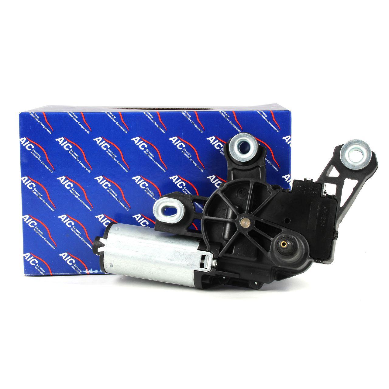 AIC Heckwischermotor für AUDI A3 (8P) A4 AVANT (B6 B7 B8) Q5 (8RB) Q7 (4L)
