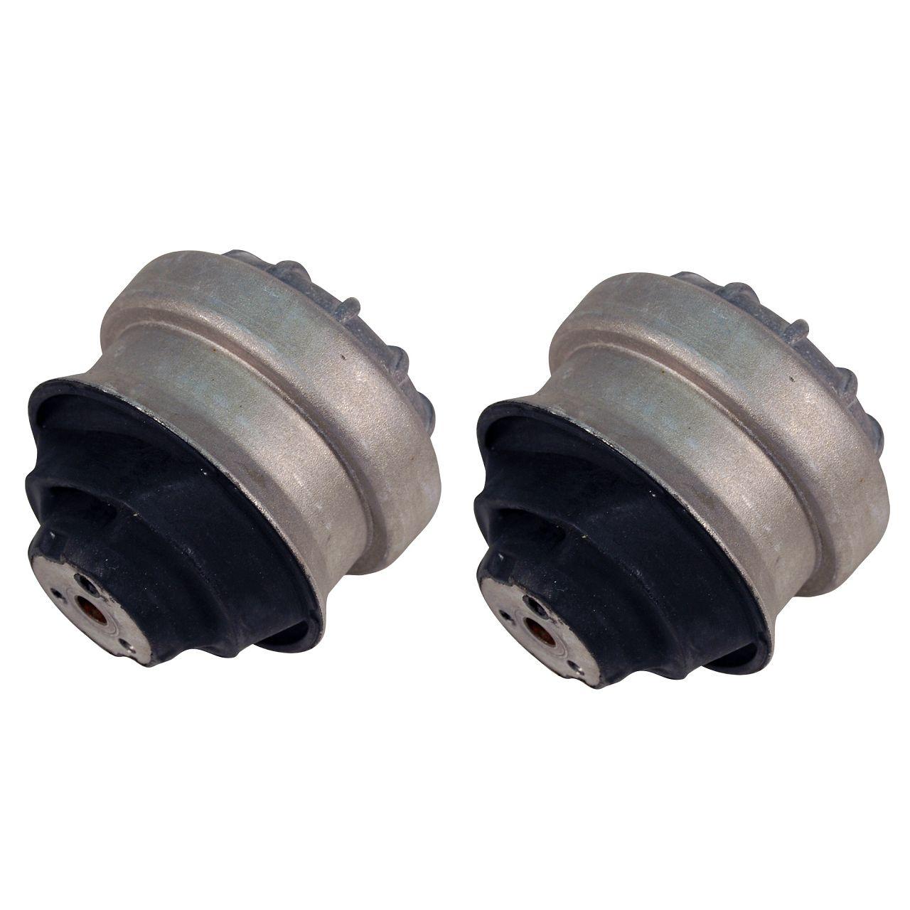 2x AIC 50182 Motorlager Hydrolager Motorhalter für MERCEDES 190 W201 W124 vorne
