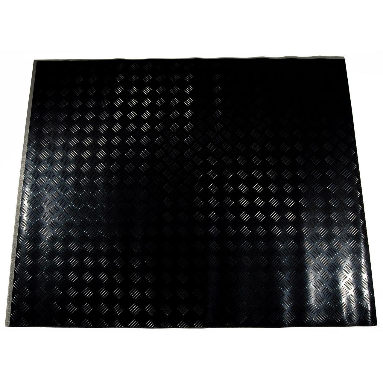 Antirutschmatte Schutzmatte Kofferraum ANTHRAZIT 1360x1200x8mm
