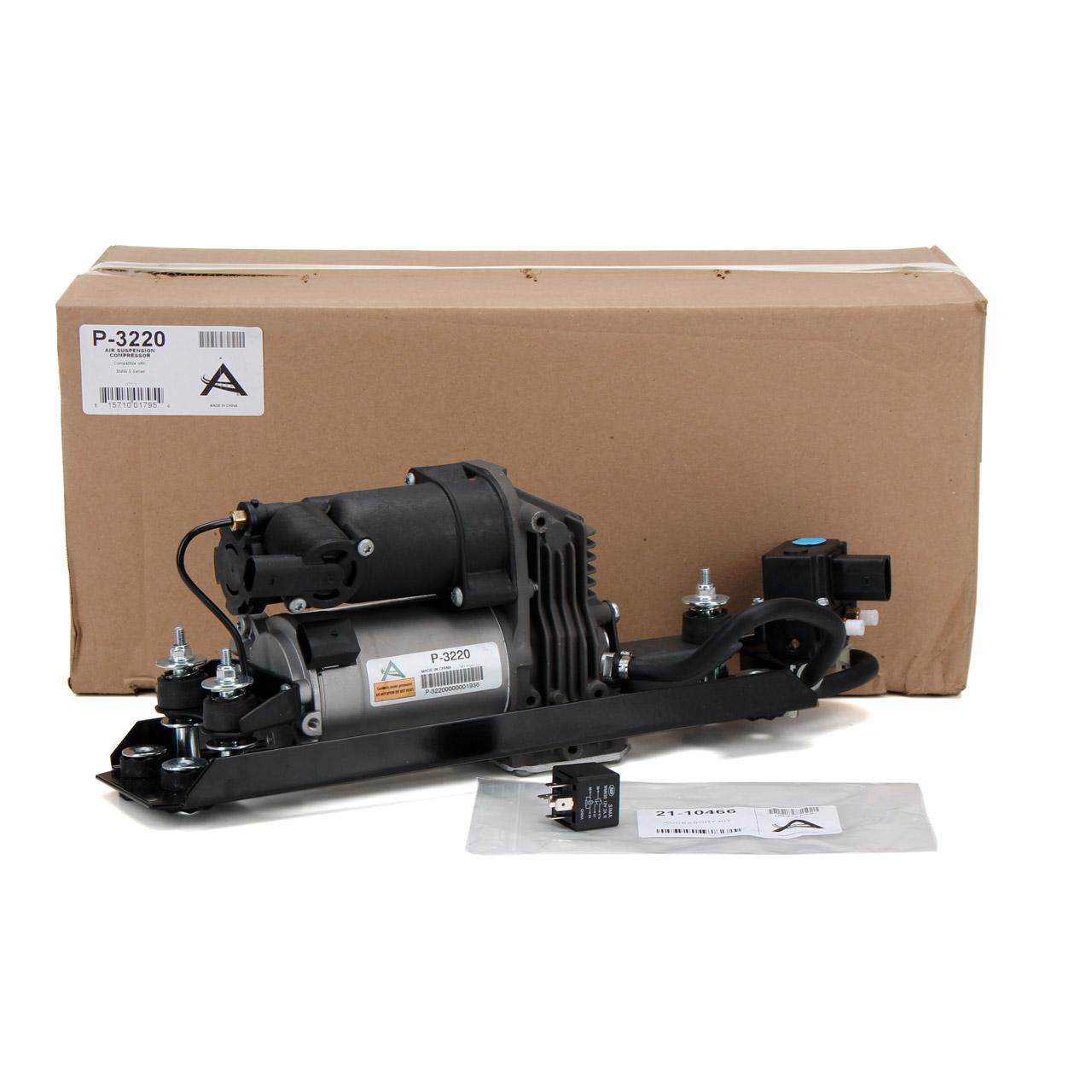 ARNOTT P-3220 Kompressor Luftfederung Luftkompressor für BMW 5er E61 TOURING