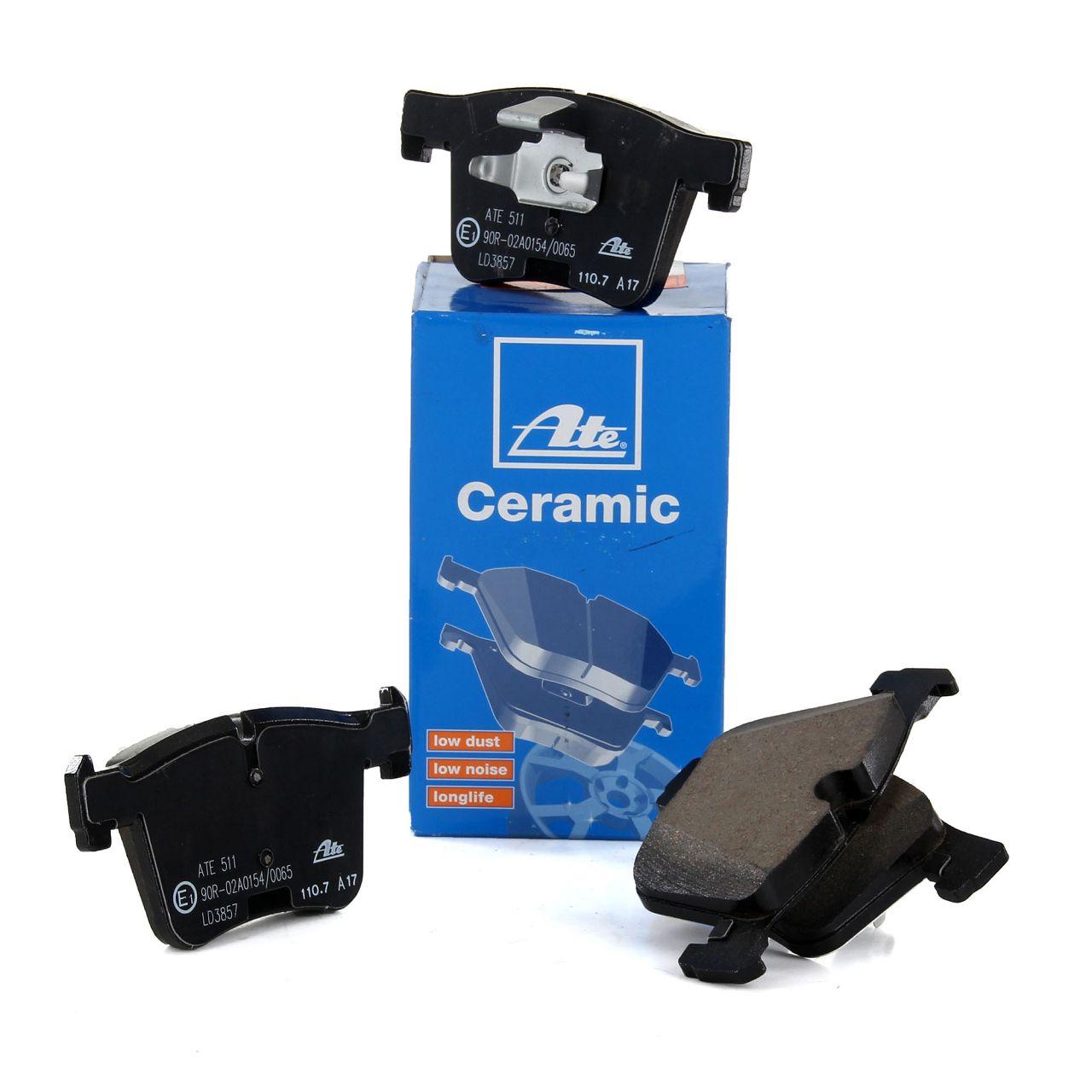 ATE CERAMIC Bremsbeläge BMW F20 F21 F22 F23 F30-34 F32-36 X3 F25 X4 F26 vorne