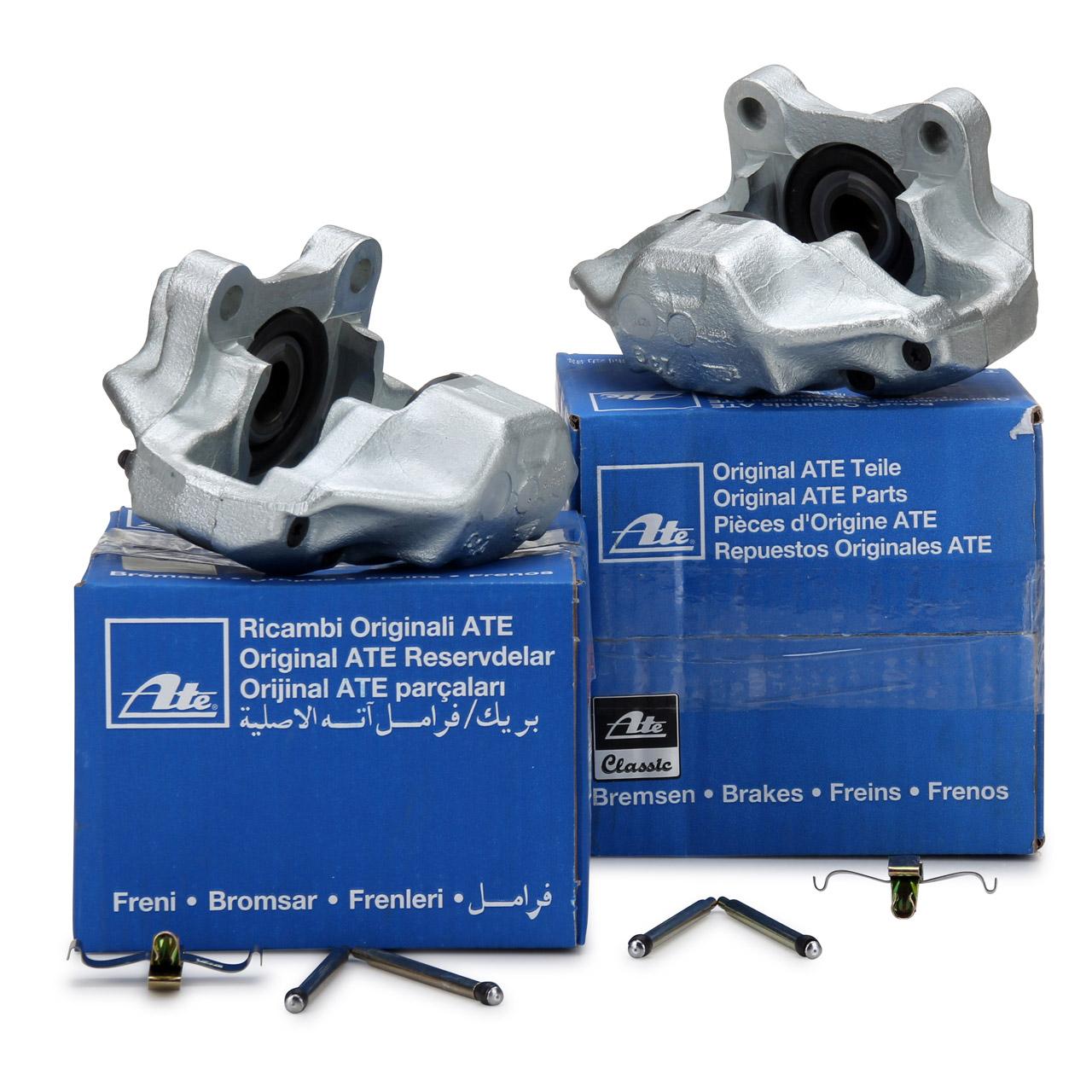 2x ATE Bremssattel für PORSCHE 911 3.2 3.2 SC Carrera ab 01.1984 hinten