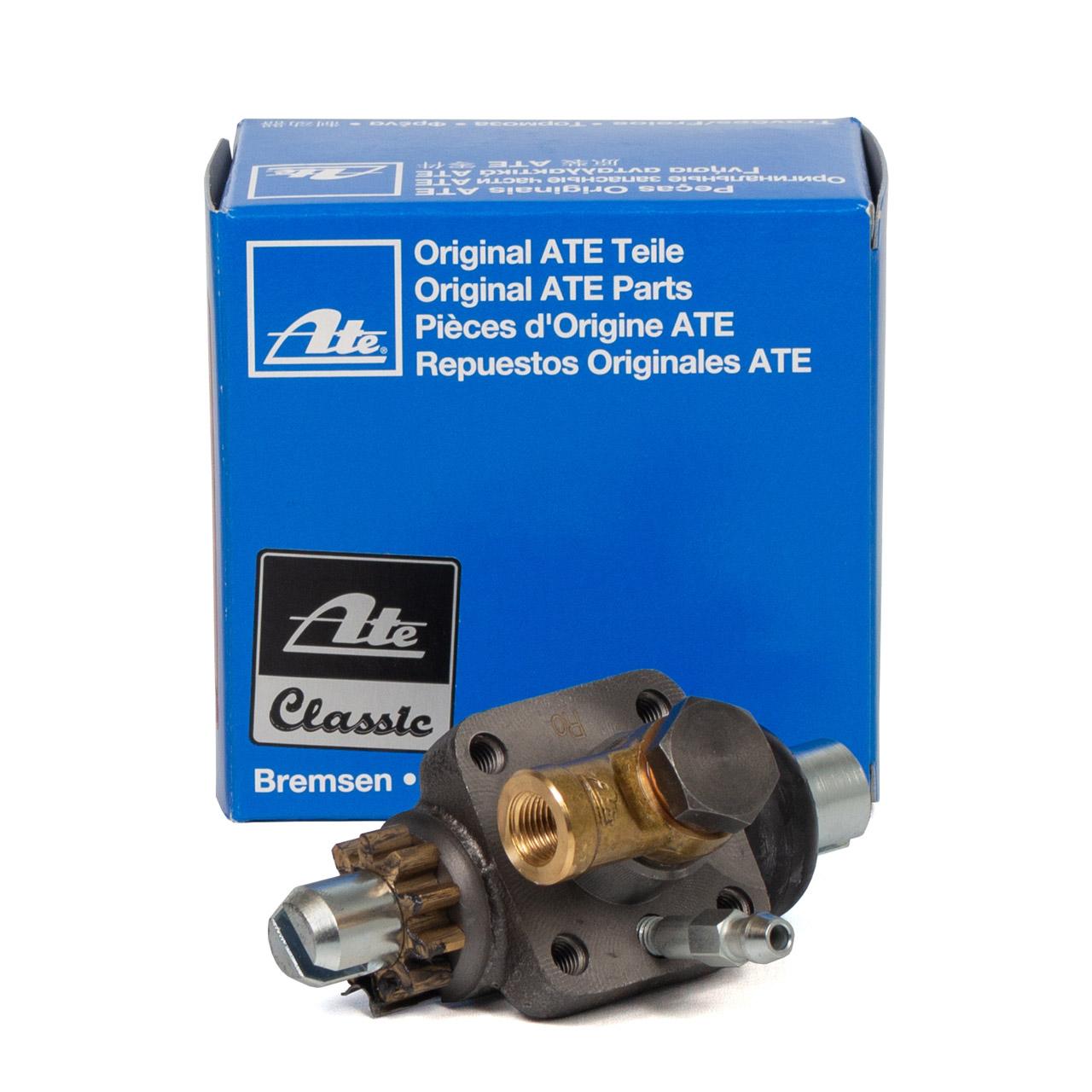 ATE Bremszylinder für PORSCHE 356 1300 S 1500/S GS Carrera B 1600 vorne 35642126