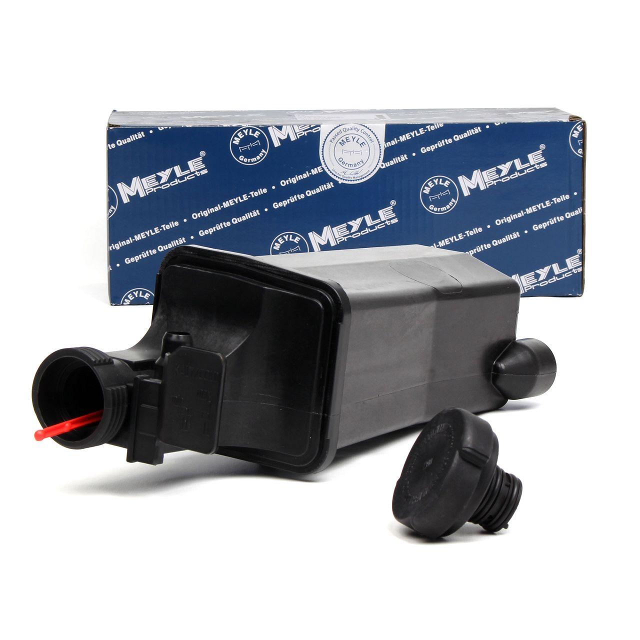 MEYLE Ausgleichsbehälter Kühlmittelbehälter + Deckel für BMW 3er E46 316i 318i