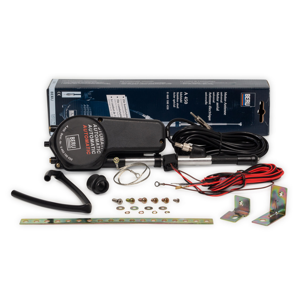 BERU A450 Antenne Heckantenne MERCEDES-BENZ 190 W201 W202 W210 W126
