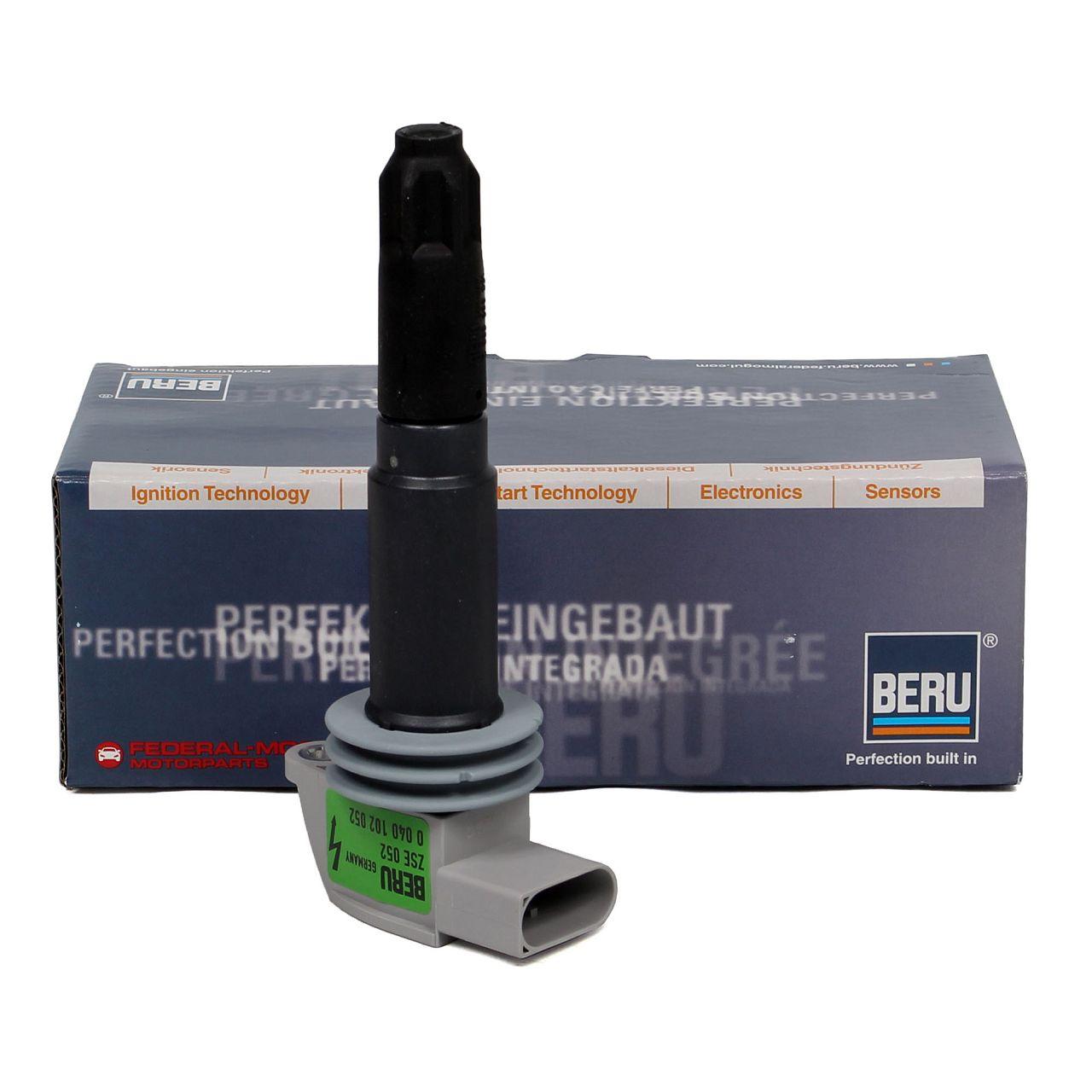 BERU ZSE052 Zündspule für PORSCHE 911 (997 991) + BOXSTER CAYMAN (987) ab 2009