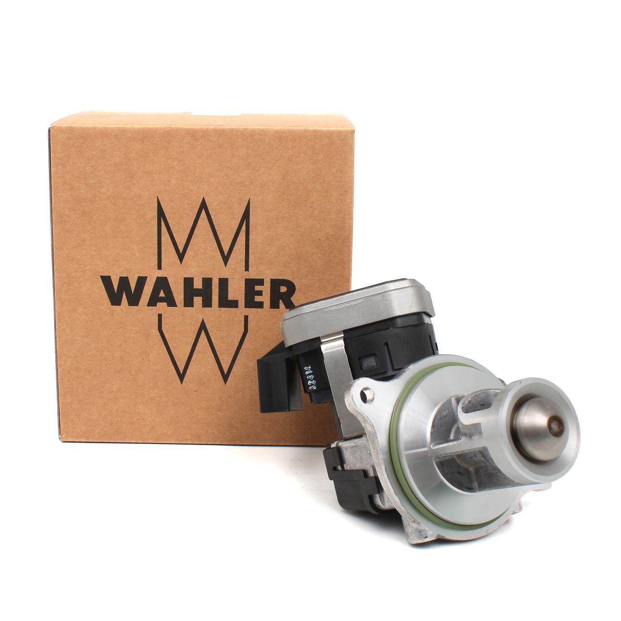 WAHLER AGR Ventil 710073D MERCEDES A-Klasse W169 B-Klasse W245 CDI 6401401960