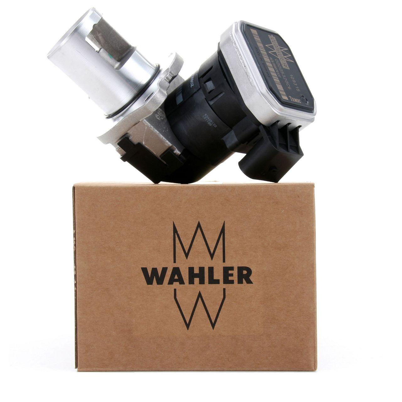 WAHLER AGR Ventil 7389D für Mercedes-Benz W203 W211 200/220 CDI 6461400760