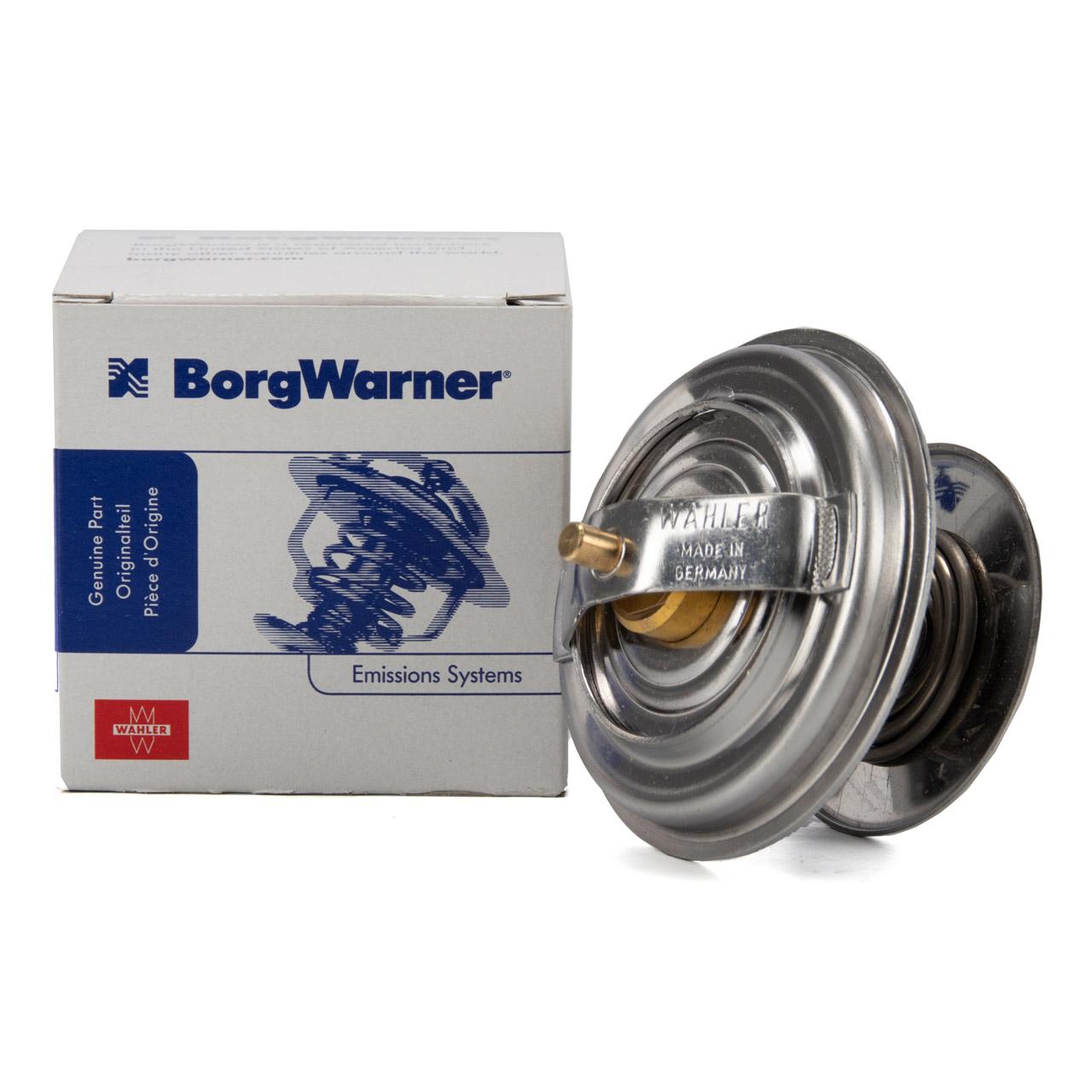 WAHLER 4161.83 Thermostat PORSCHE 928 4.5 4.7/5.0 S / GT 5.4 GTS 92810612917
