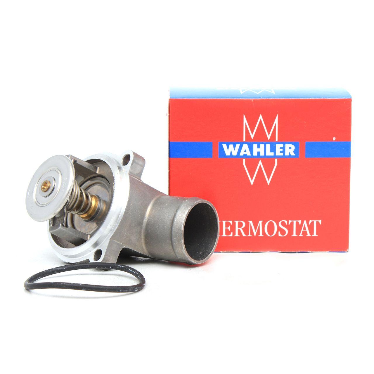 WAHLER Thermostat Kühlmittel + Dichtung für Mercedes C Klasse W203 S203