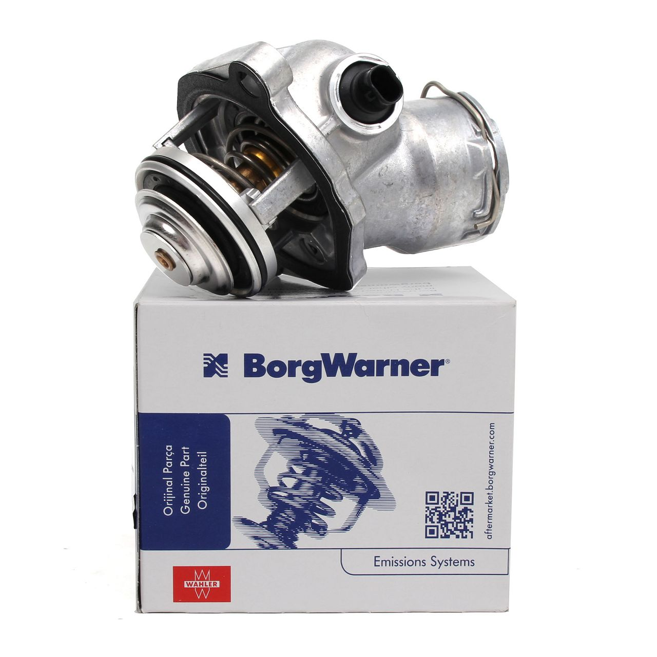 WAHLER 4834.100D Thermostat MERCEDES W203 W204 W211 W212 W221 X204 C219 2722000415