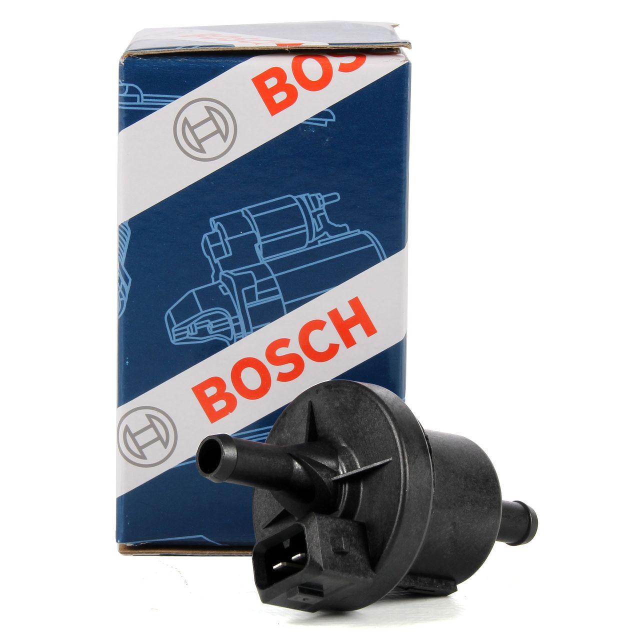BOSCH Entlüftungsventil Tankentlüftungsventil Kraftstofftank AUDI OPEL SKODA VW