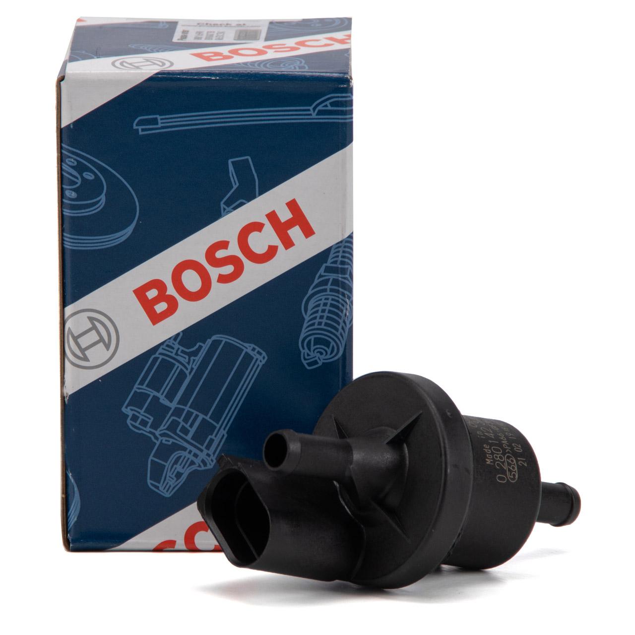 BOSCH 0280142345 Entlüftungsventil Tankentlüftungsventil VW Golf 5 6 Caddy 3 Polo 1.2 1.4