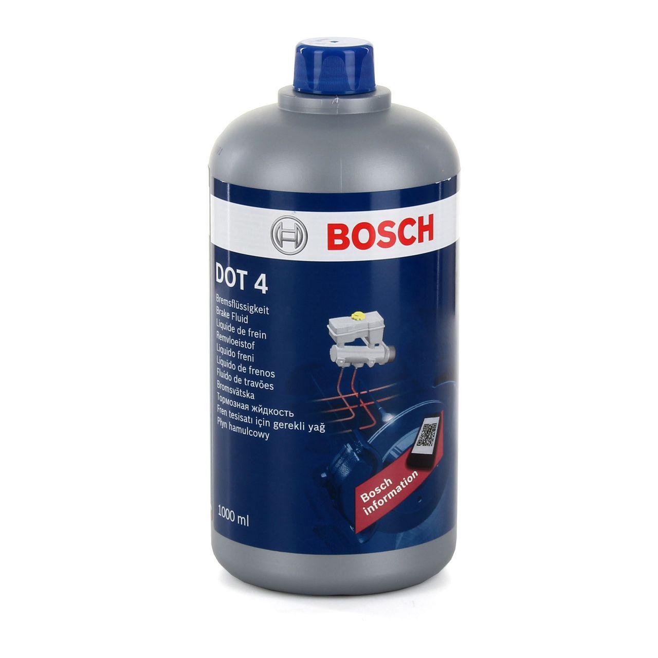 1L BOSCH 1987479107 Bremsflüssigkeit DOT4 DOT 4 BF034 - 1 Liter