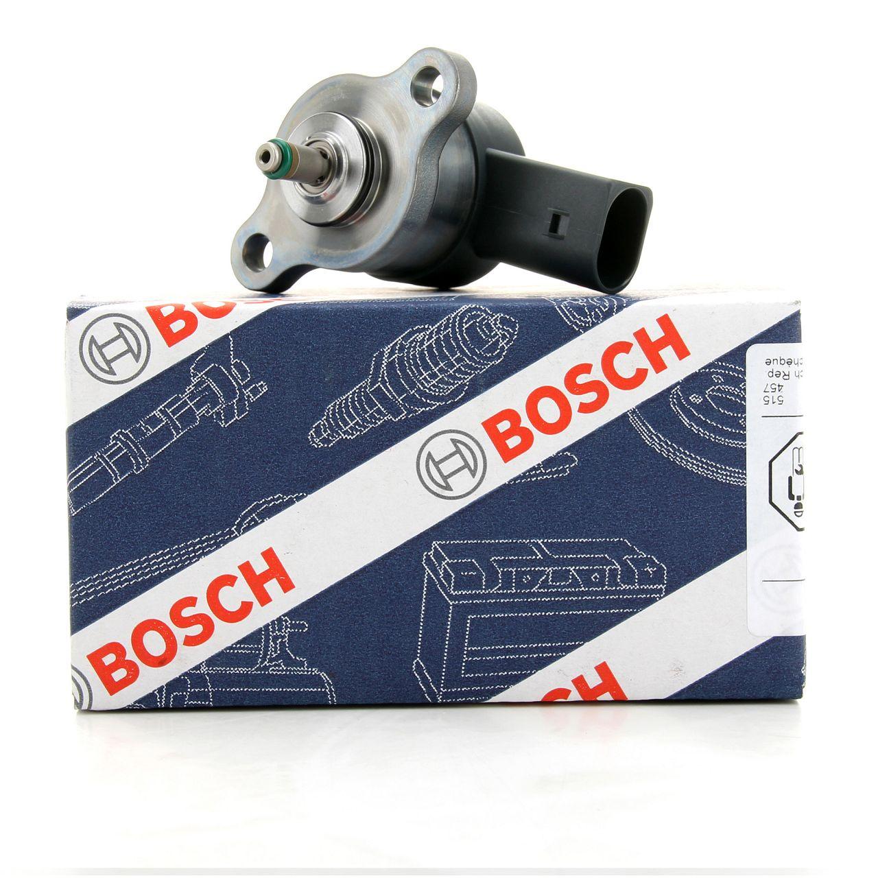 BOSCH Sensor Kraftstoffdruck Druckregelventil Common Rail für Mercedes CDI-Motor